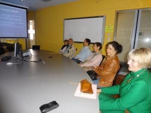 Visita Cecal 2012