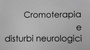 2004 Cromoterapia