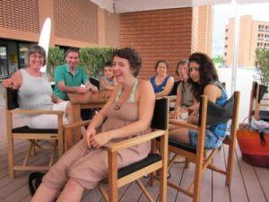Incontri in piscina 2010