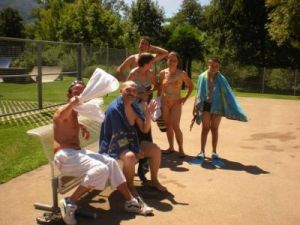 Incontri in piscina 2011