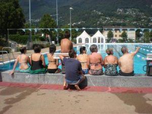 Incontri in piscina 2012